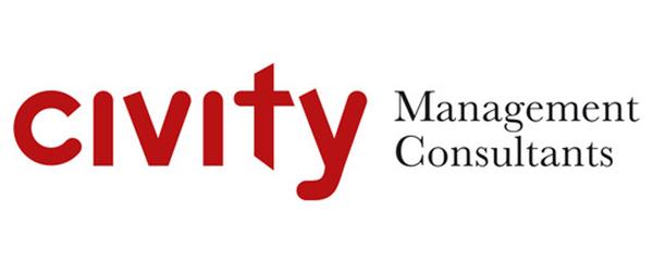 Logo von civity Management Consultants